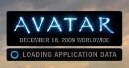 Avatar Air App 载入中